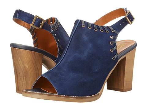 Bella-Vita Ora-Italy - Navy Italian Suede Leather
