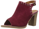 Bella-Vita - Ora-Italy (Bordeaux Italian Suede Leather)