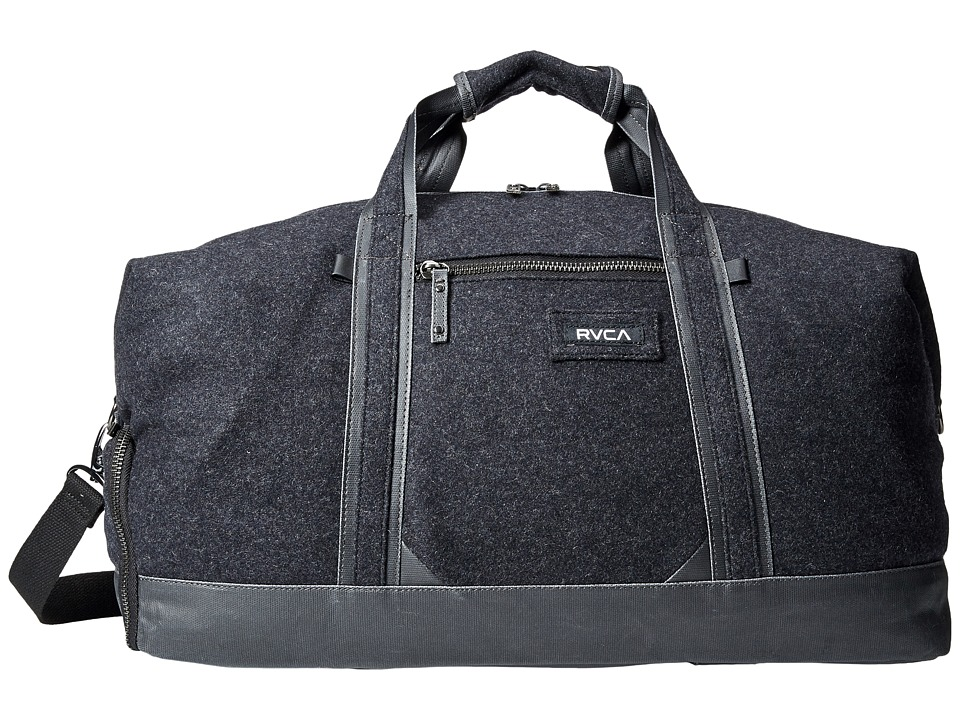 RVCA - Oakwood Duffel II (Charcoal) Duffel Bags