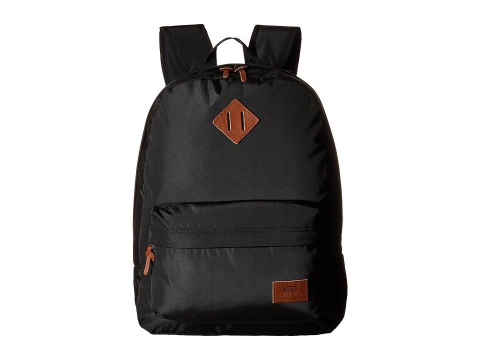 Vans - Old Skool Plus Backpack (True Black) Backpack Bags