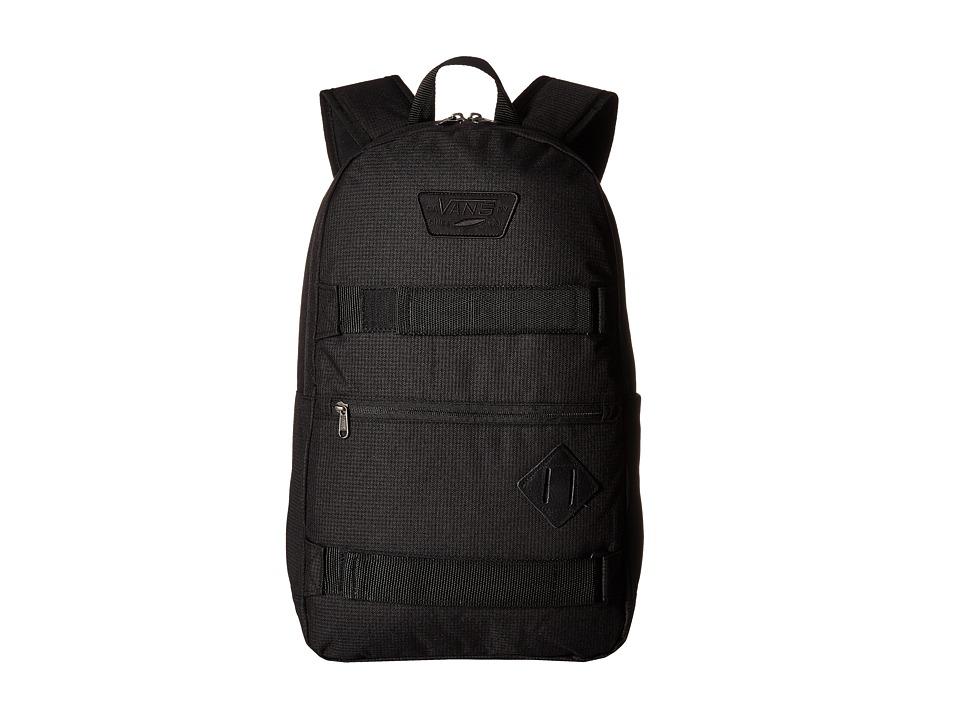 Vans - Authentic III Skatepack (Concrete/Black) Backpack Bags