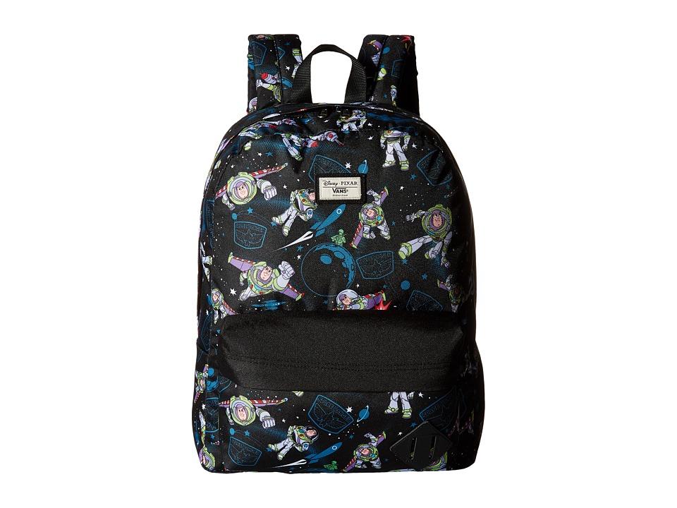 Vans Toy Story X Old Skool II Backpack (Buzz Lightyear) Backpack Bags