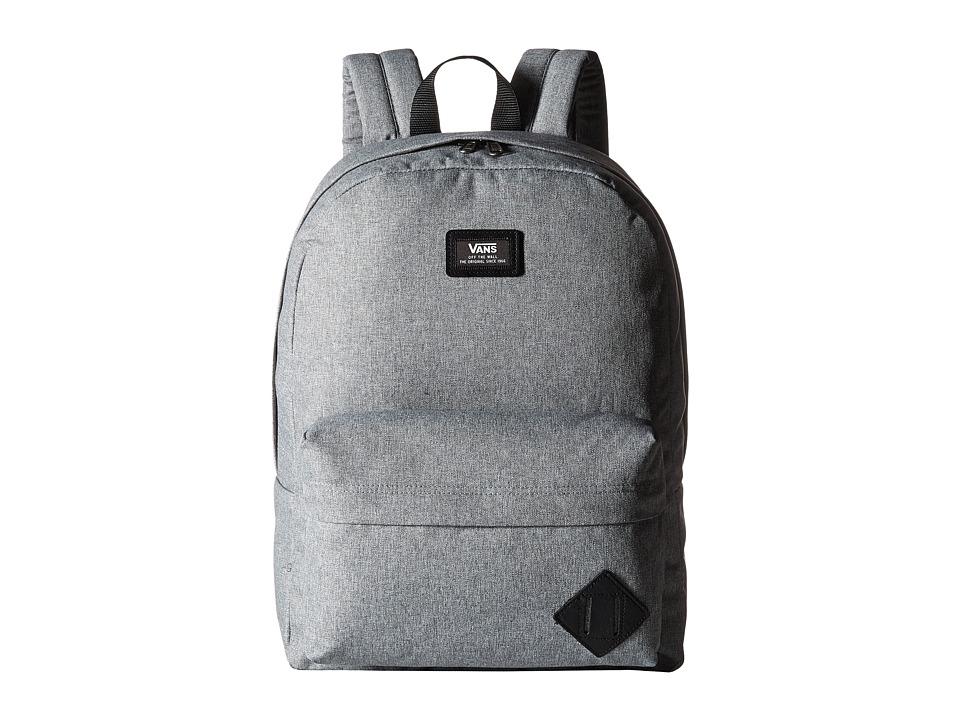 Vans - Old Skool II Backpack (Heather Suiting) Backpack Bags