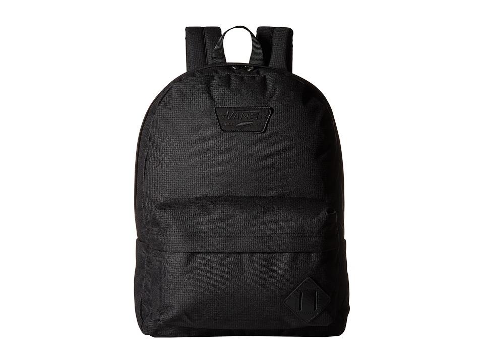 Vans - Old Skool II Backpack (Concrete/Black) Backpack Bags