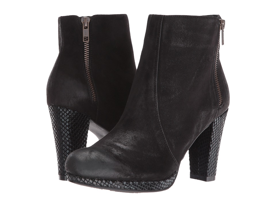 Spring Step - Almas (Black) Women