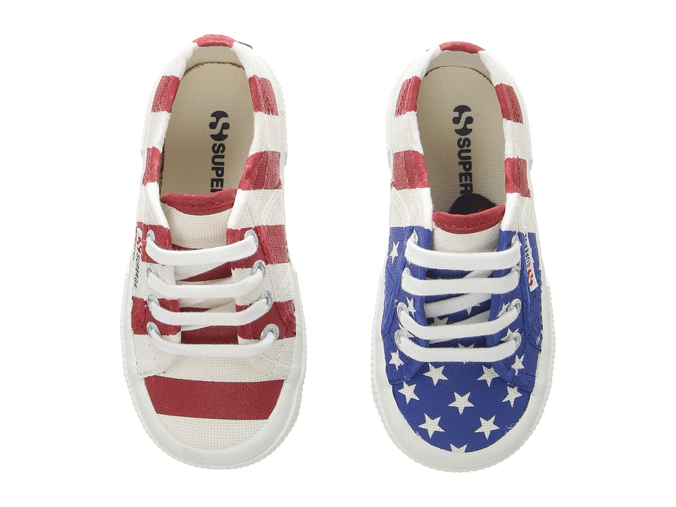 Superga Kids - 2750 COTJ FLAG (USA) Kid