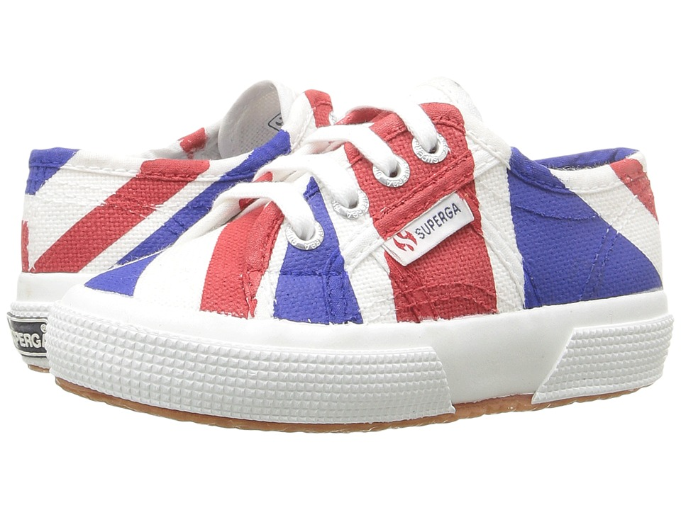 Superga Kids - 2750 COTJ FLAG (United Kingdom) Kid