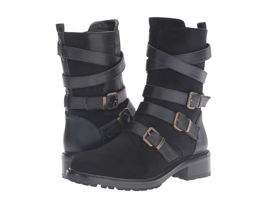 Spring Step - Calmon (Black) Women