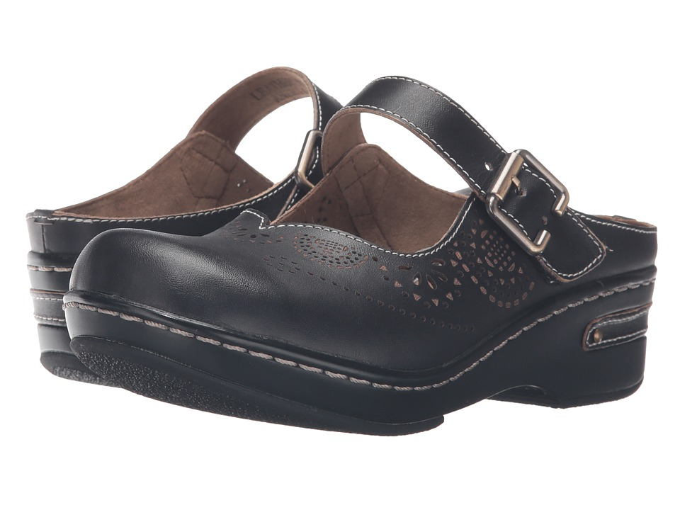 Spring Step Aneria (Black) Women