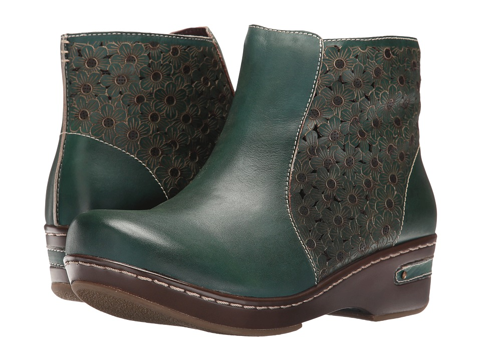 Spring Step - Lene (Teal) Women