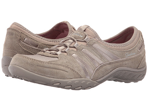 SKECHERS Active Breathe Easy - Easy Moneybags - Taupe