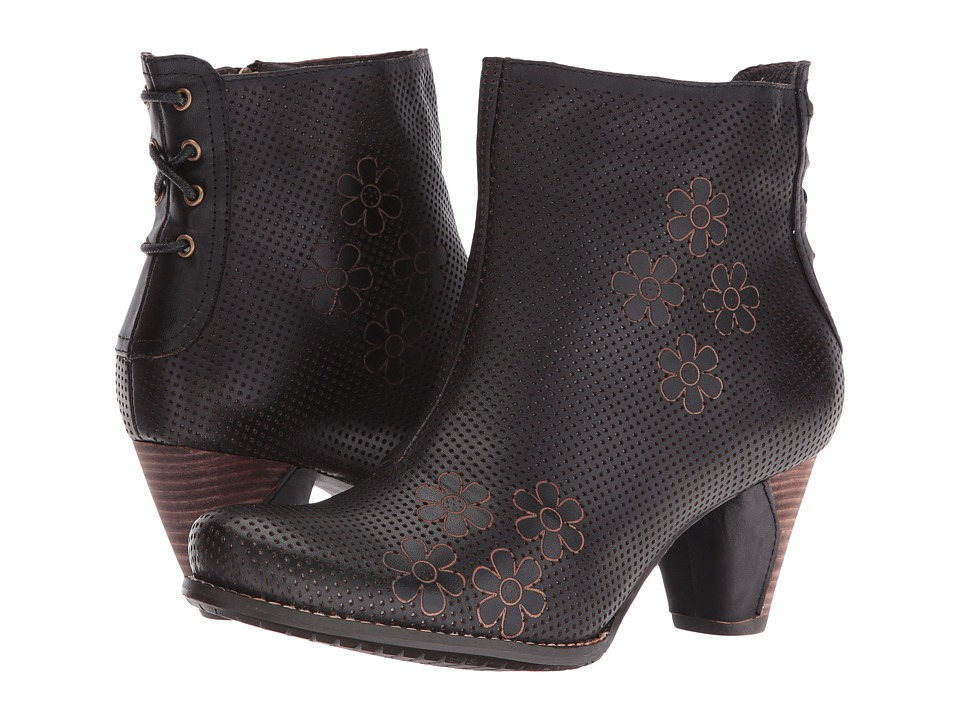 Spring Step - Teca (Black) Women