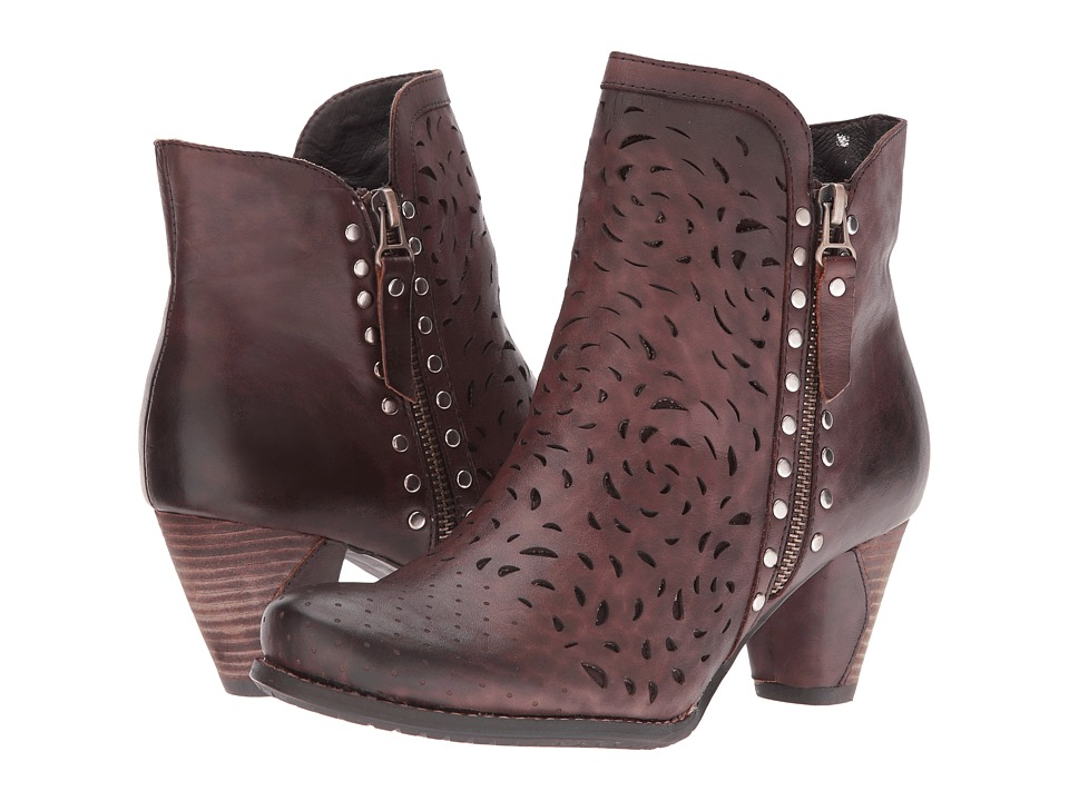 Spring Step - Emese (Dark Brown) Women