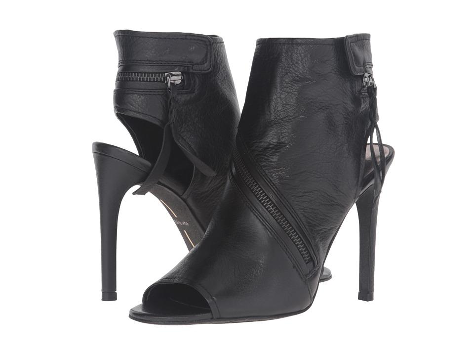 Dolce Vita Hal (Black Leather) Women