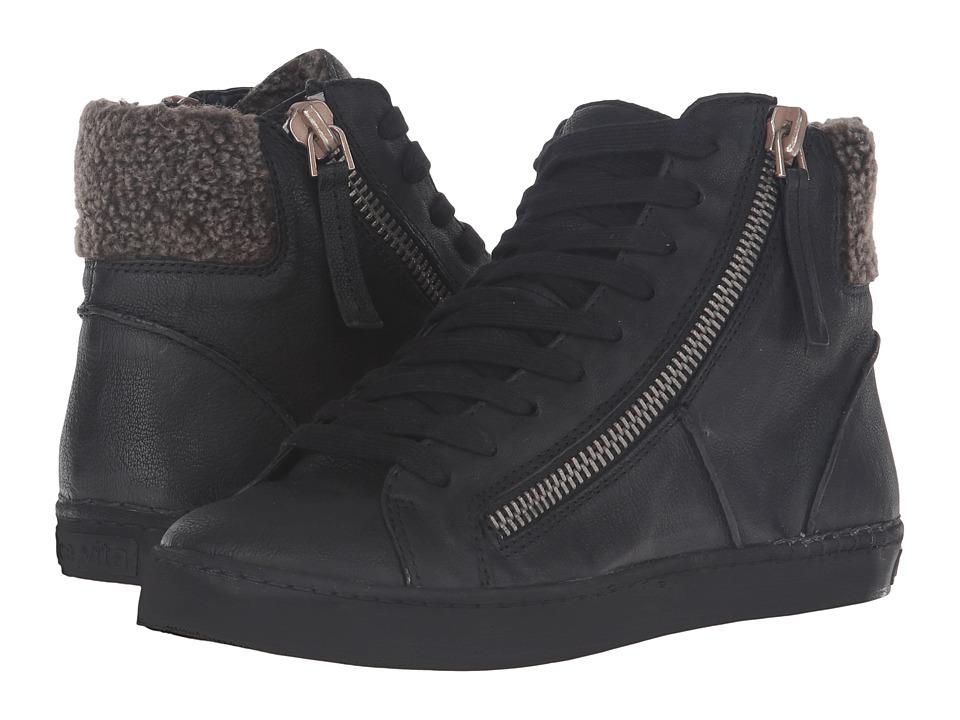 Dolce Vita - Zola (Black Leather) Women