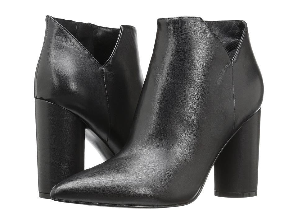 Sigerson Morrison Karlye2 (Black Leather) Women