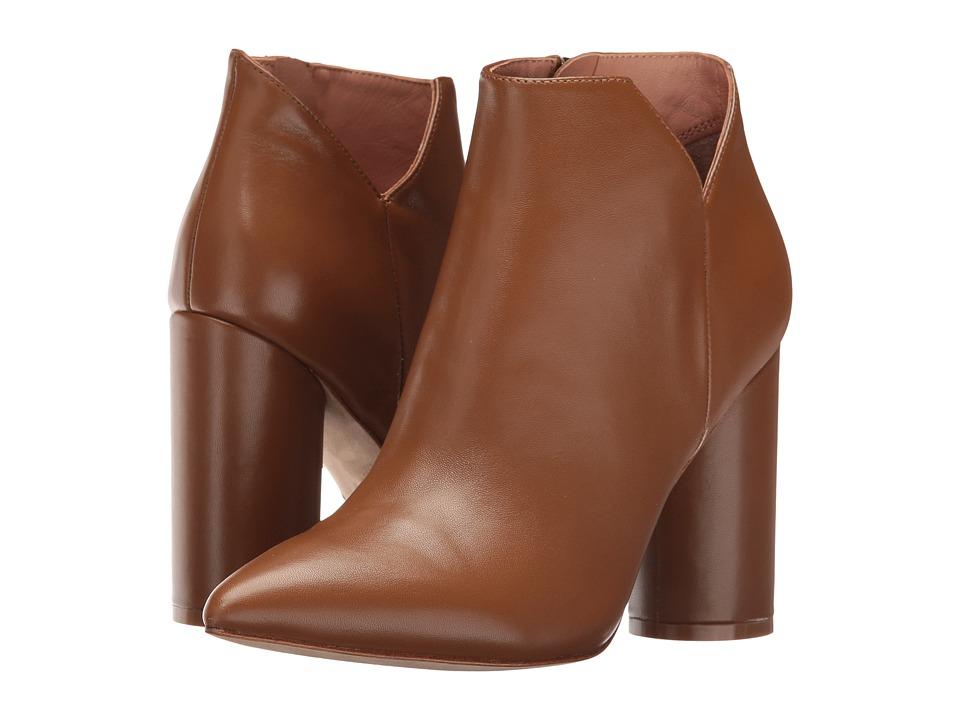 Sigerson Morrison Karlye2 (Dark Natural Leather) Women