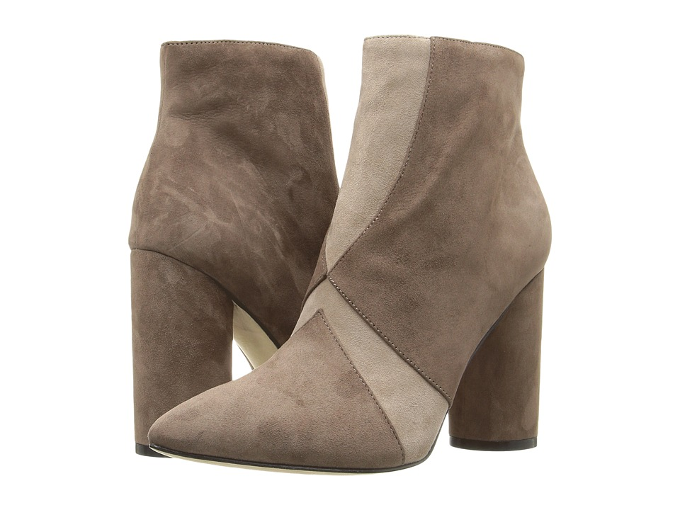 Sigerson Morrison Knox (Light Brown Suede) Women