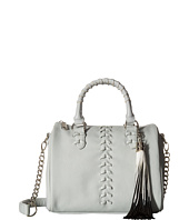 Steve Madden - Barrel Braid Stitch Satchel