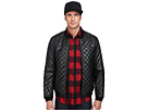 Puffer Diamond Quilted Puffer Bomber