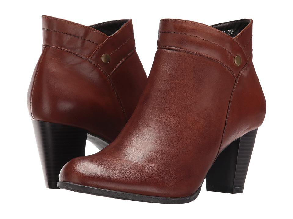 Spring Step - Itilia (Brown) Women