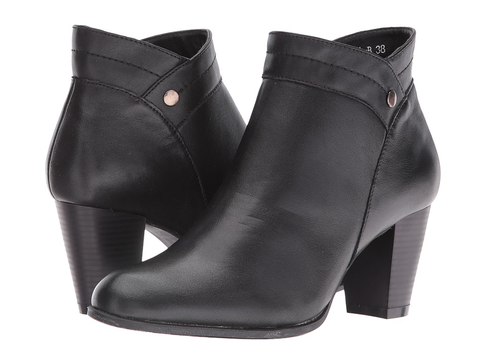 Spring Step - Itilia (Black) Women