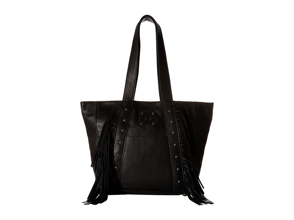 STS Ranchwear The Annie Oakley Tote Black Tote Handbags