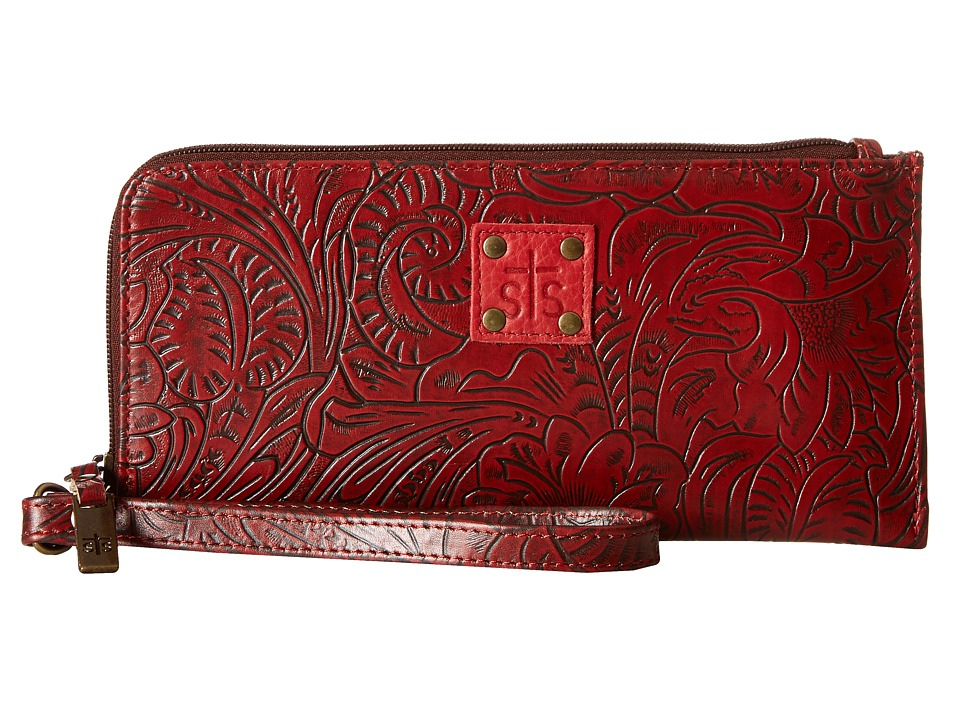 STS Ranchwear - The Floral Clutch