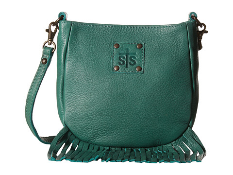 STS Ranchwear The Medicine Bag Crossbody - Jade