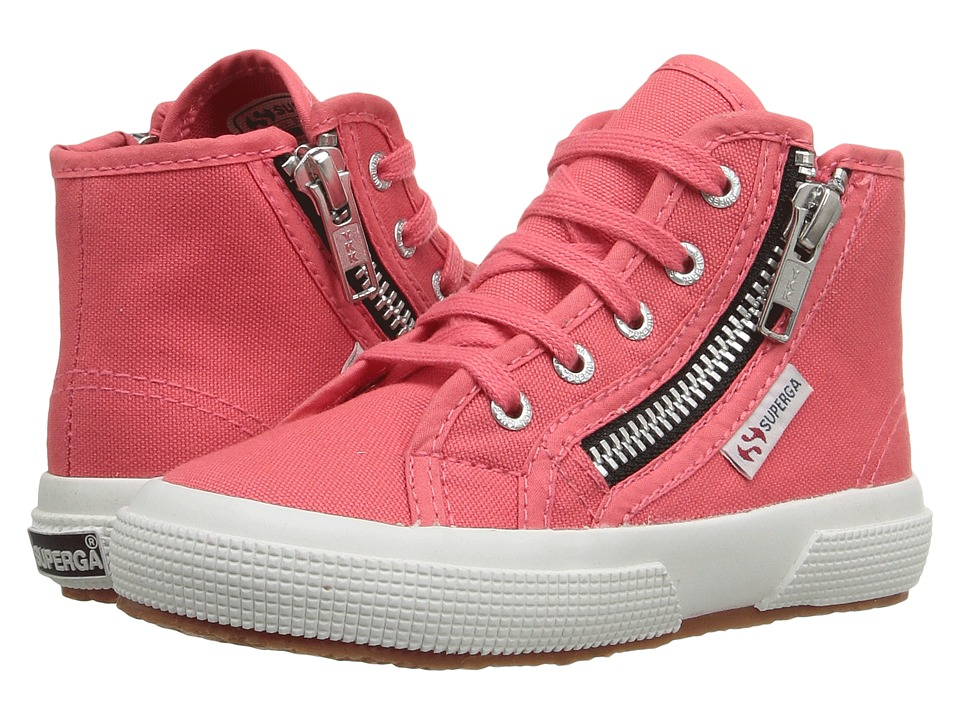 Superga Kids - 2795 COTJ (Infant/Toddler/Little Kid/Big Kid) (Paradise Pink) Kid