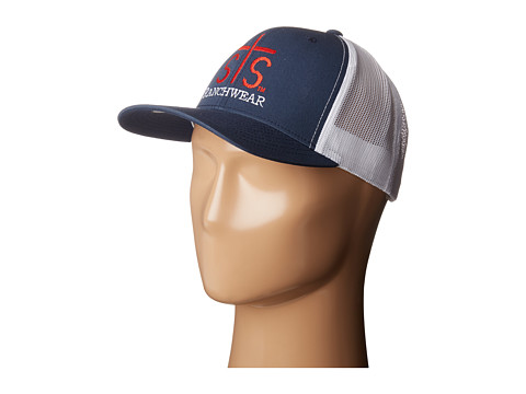 STS Ranchwear STS Ranchwear Cap - Navy/White Mesh