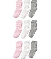 Robeez - 9-Pack Basic Lace (Infant/Toddler)
