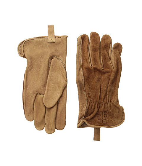 STS Ranchwear Standard Work Gloves - Two-Tone Brown