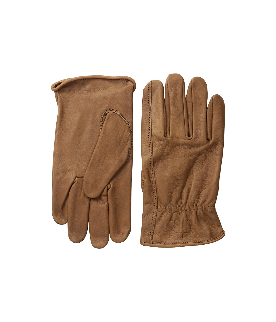 STS Ranchwear Waterproof Work Gloves (Brown) Extreme Cold Weather Gloves