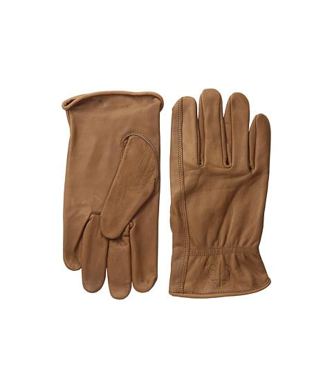 STS Ranchwear Waterproof Work Gloves - Brown