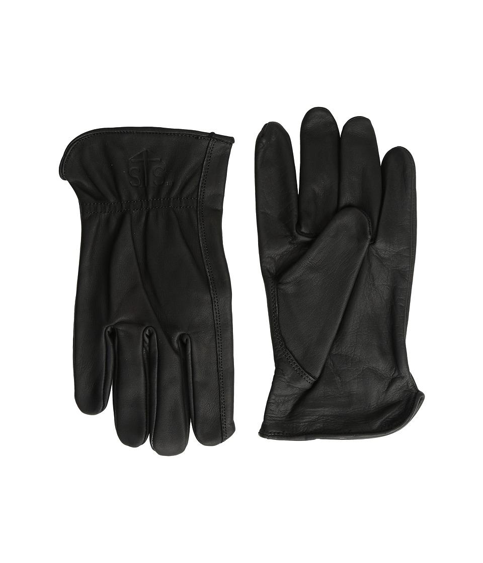 STS Ranchwear Waterproof Work Gloves (Black) Extreme Cold Weather Gloves