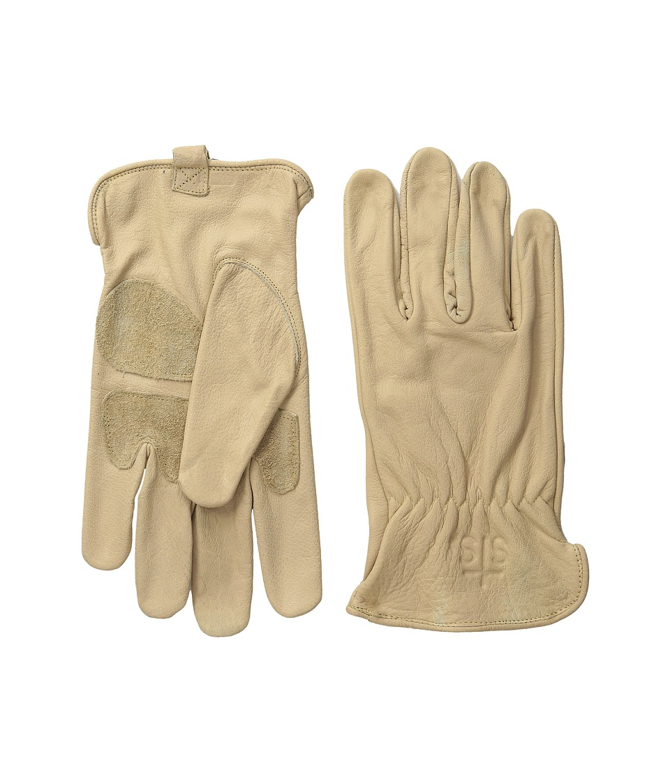 STS Ranchwear Standard Work Gloves Buckskin Extreme Cold Weather Gloves
