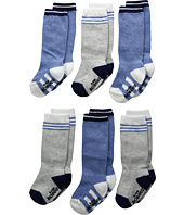 Robeez - 6-Pack Cool Blue (Infant)