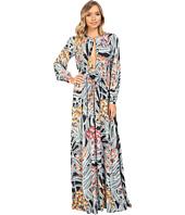 Mara Hoffman - Herbarium Keyhole Maxi Dress