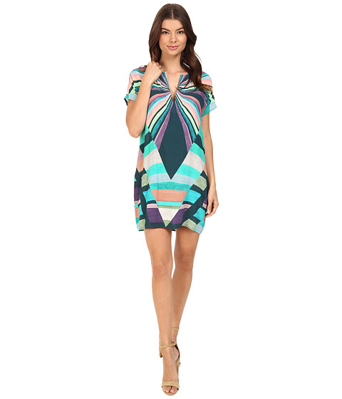 Mara Hoffman Prism Tunic Dress