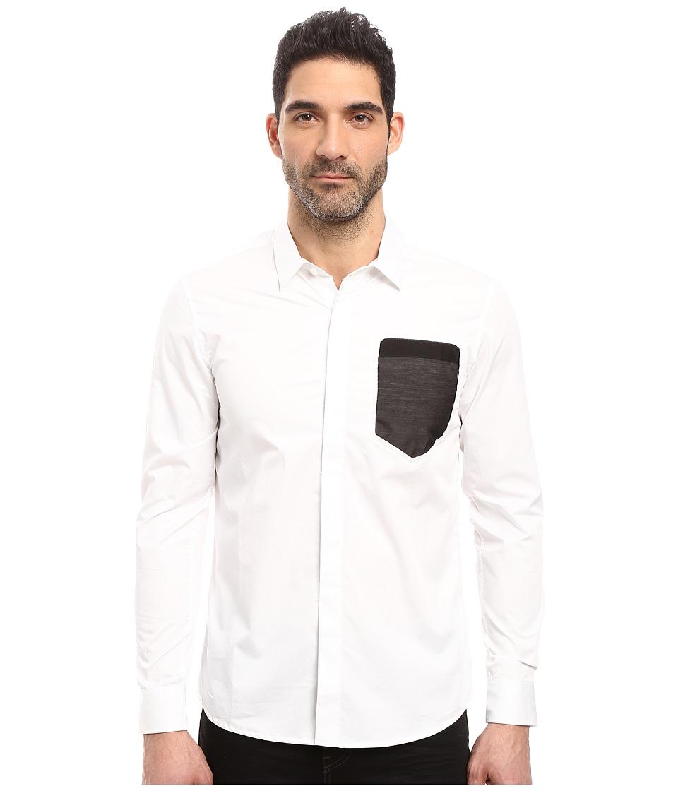 7 Diamonds - Sheer Wit Long Sleeve Shirt