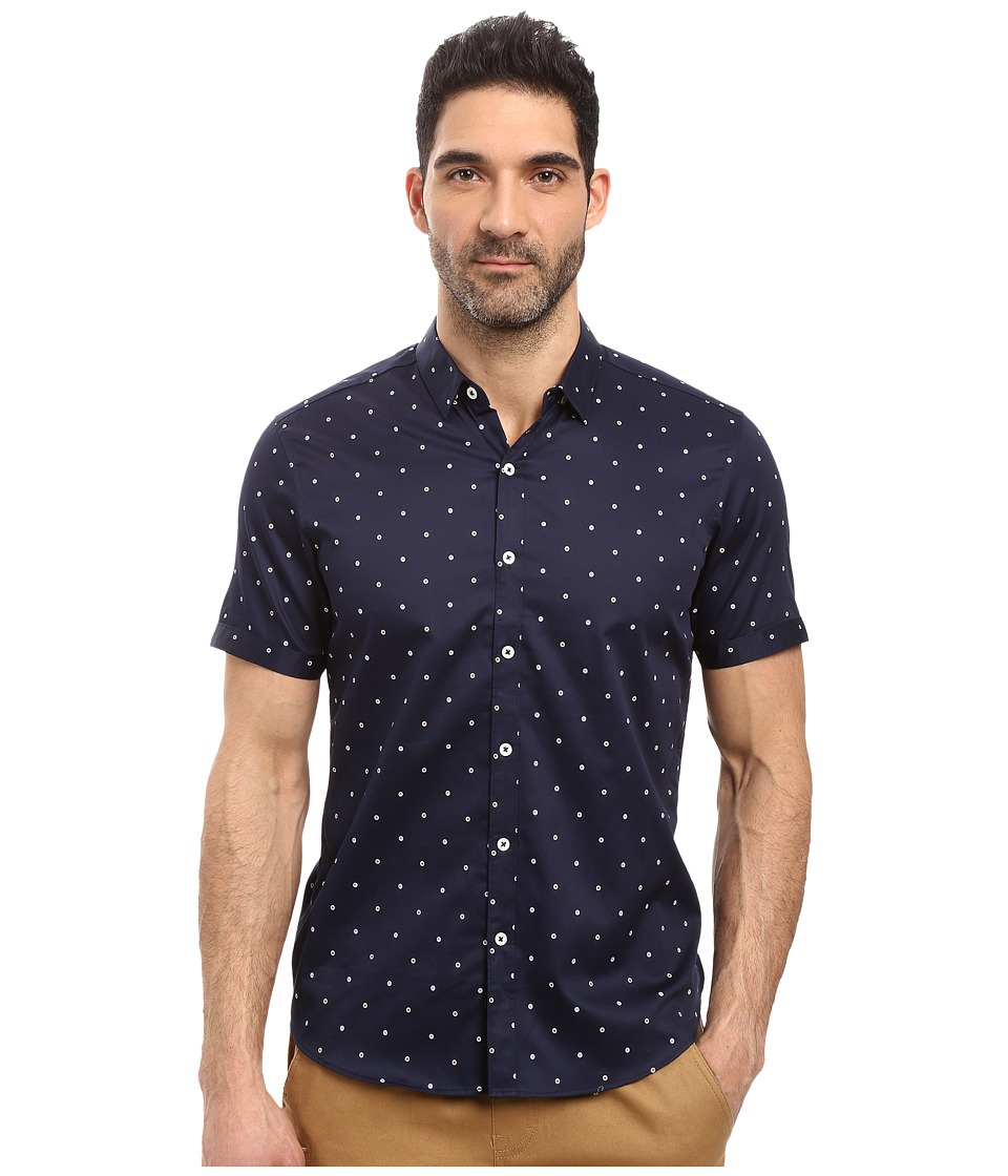 7 Diamonds - Starry Night Short Sleeve Shirt