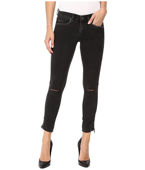 Blank NYC Zipper Detail Jeans in Wicked Hard