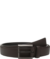 Calvin Klein - 35mm Feather Edge Belt with Stitched Edge