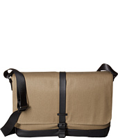 Calvin Klein - Coated Canvas Messenger Bag