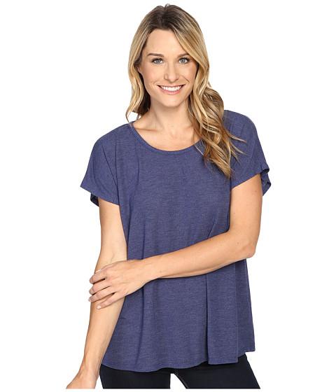 Fresh Produce - Knit Keepsake Tee (Moonlight Blue) Women's T Shirt
