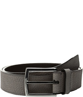 Cole Haan - 35mm Belt with Stitched Contrast Color Edge and Lining Detail