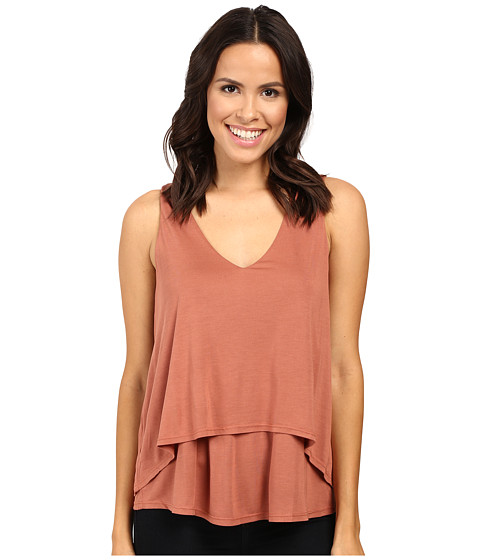 Lanston Double Layer Tank Top