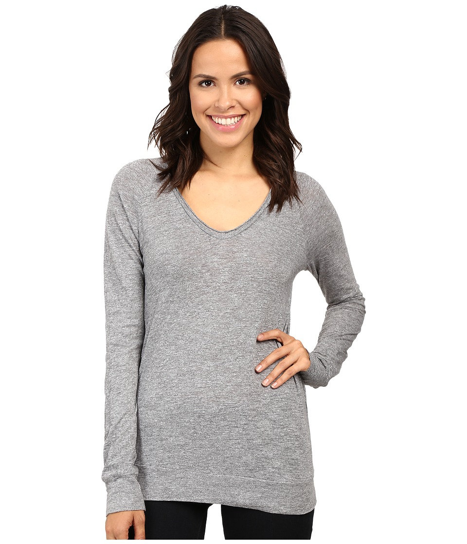 Lanston - The Tri-Blend Pullover (Heather) Women