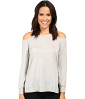 Lanston - Cut Out Shoulder Pullover